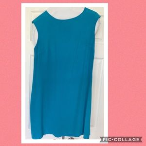 Cynthia Rowley 100% Silk PROJECT Dress w Flaws